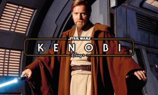 Ewan McGregor potwierdza start zdjęć | Obi-Wan Kenobi