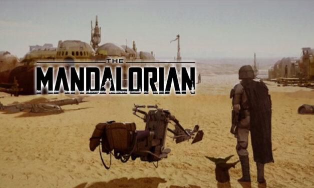 """Nasze reakcje na #9 rozdział    """"The Mandalorian"""""""