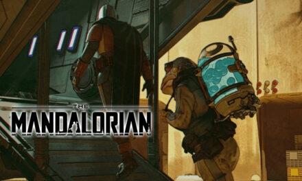 """Nasze reakcje na #10 rozdział   """"The Mandalorian"""""""