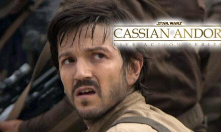Diego Luna rozpoczyna zdjęcia   Cassian Andor