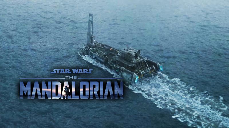 """Krótki opis #11 rozdziału   """"The Mandalorian"""""""