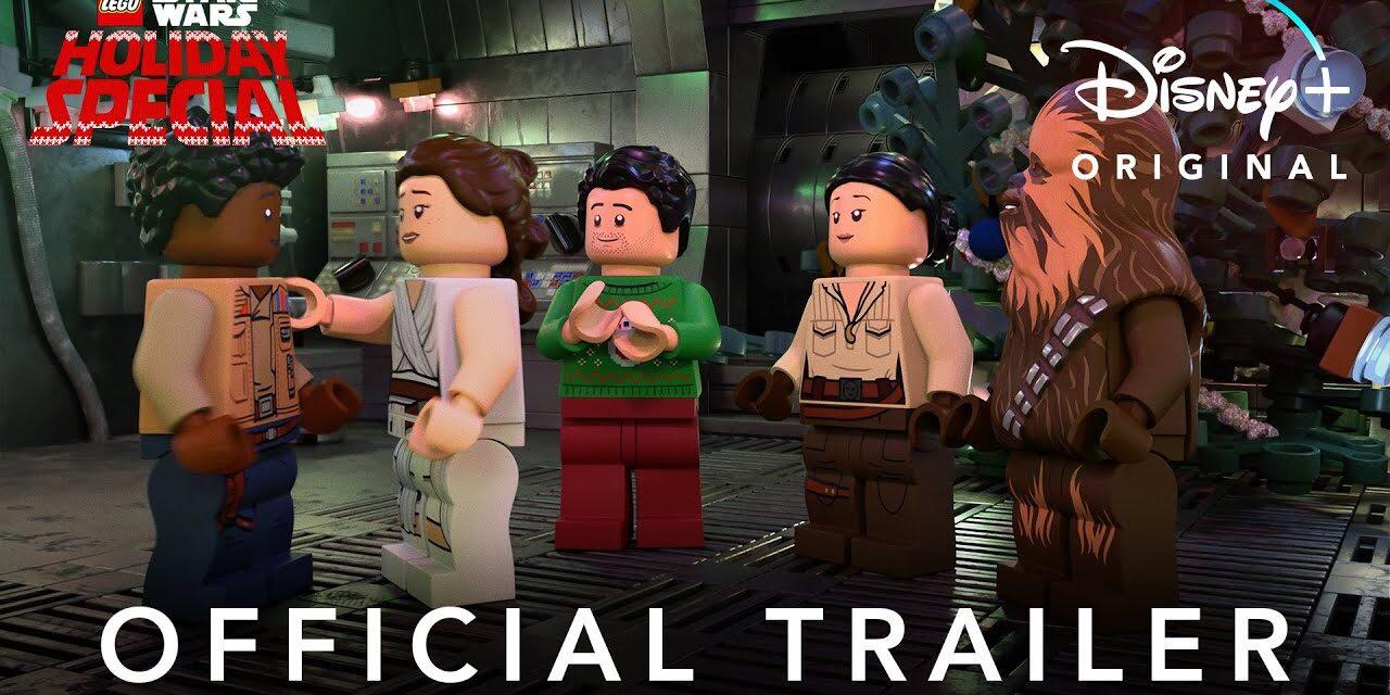 Mamy pełny zwiastun | LEGO Star Wars Holiday Special
