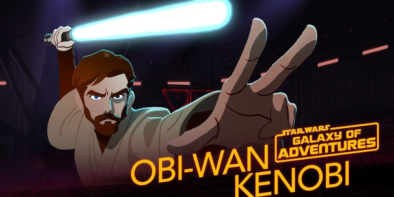 "Obi-Wan Kenobi   ""Galaxy of Adventures"""