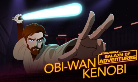 "Obi-Wan Kenobi | ""Galaxy of Adventures"""
