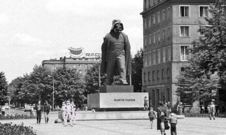 Pomnik Dartha Vadera w Krakowie?