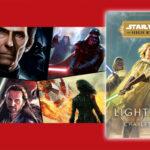 Ranking powieści Star Wars z nowego kanonu