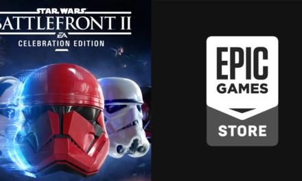 Star Wars Battlefront II: Edycja Świąteczna za darmo na Epic Games Store