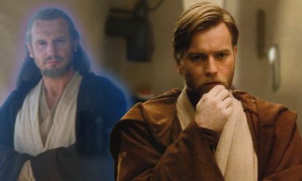 Liam Neeson wyraził chęć zagrania w serialu o Obi-Wanie