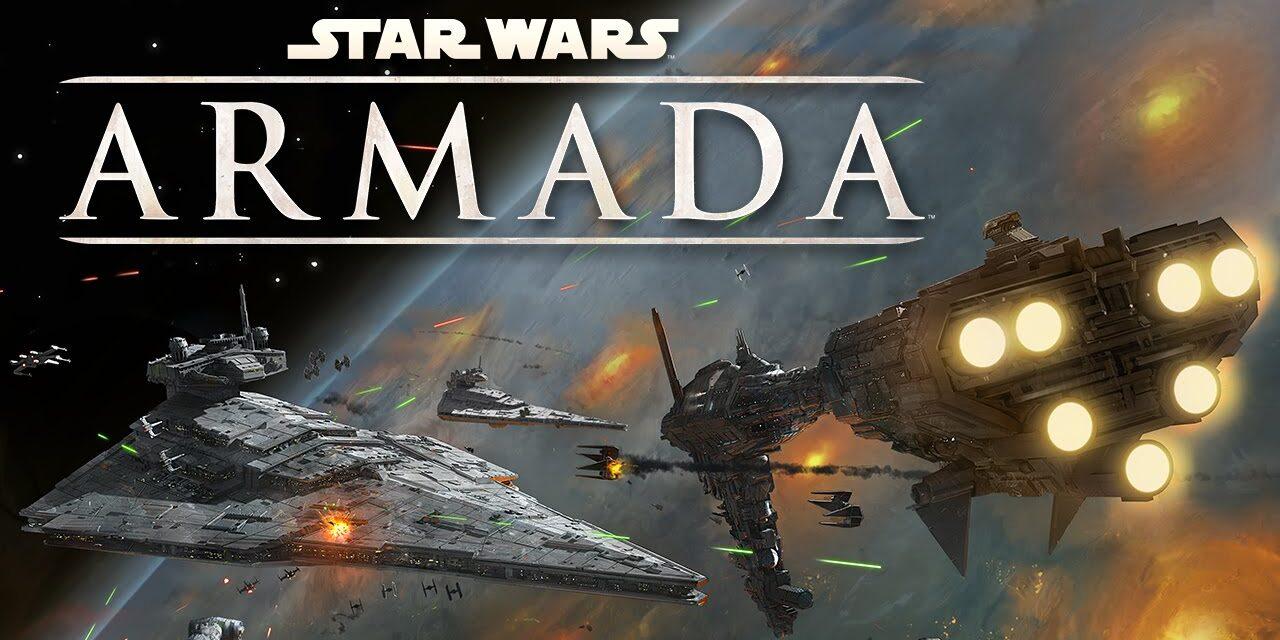 Prezentacja gry Star Wars Armada