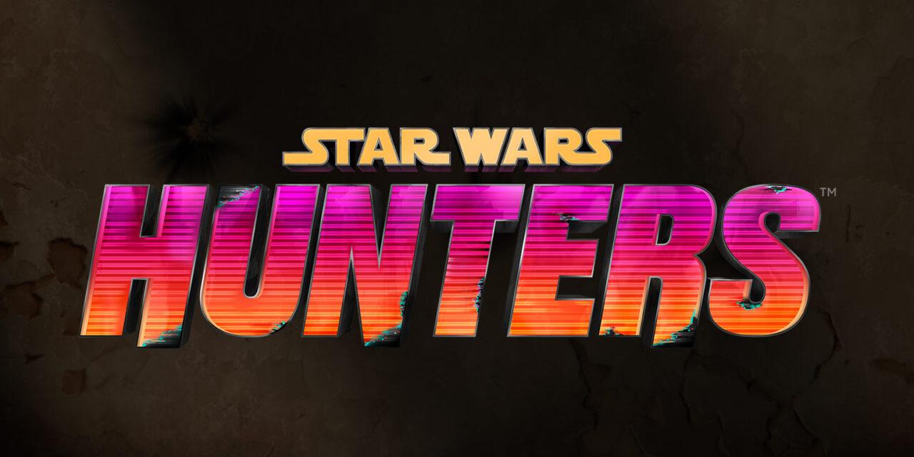 """Nowa gra mobilna jeszcze w tym roku   """"Star Wars: Hunters"""""""