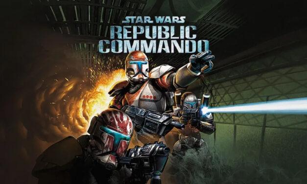 Star Wars Republic Commando pojawi się na Nintendo Switch i PS4